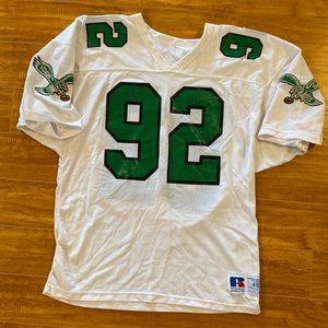 Vintage Philadelphia Eagles Jersey